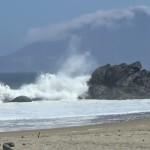 Moquegua: restringen pesca por pronóstico de fuerte oleaje