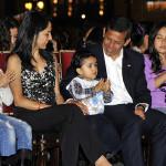 Presidente Ollanta Humala exige respeto para su familia