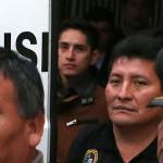 """Gerald Oropeza y los """"huéspedes ilustres"""" de Piedras Gordas"""