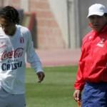 Paolo Guerrero lamenta partida de Freddy Ternero con sentido mensaje