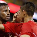 Perú iguala 1-1 con Colombia con gol de Jefferson Farfán