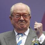 Jean-Marie Le Pen crea nuevo partido: Unión Azul, Blanca y Roja