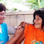 Comunidades nativas amazónicas protegidas por SIS