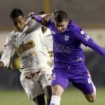 Universitario cae 1-0 con Defensor y se despide de la Sudamericana