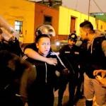 Serenazgo de Lima y Escuadrón Verde capturan a comercializadores de droga