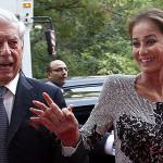Vargas Llosa e Isabel Preysler se lucen en Nueva York (Fotos)