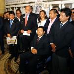 Gana Perú denuncia maniobra para no debatir caso Lava Jato