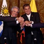 Ecuador: Maduro y Santos acuerdan progresiva normalización en frontera
