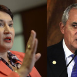 Guatemala: juez prohíbe salir del país al presidente Otto Pérez