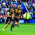 Premier League: Alexis Sánchez encajó triplete en triunfo del Arsenal