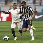 Universitario y Alianza Lima juegan clásico en Arequipa