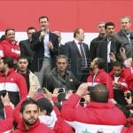 Bachar al Asad confirma que pidió a Rusia envíe su fuerza aérea