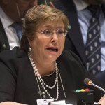 Chile: Bachelet descarta grandes daños y víctimas por fuerte sismo