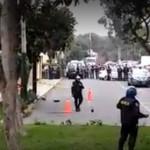 Policía encuentra granadas en Surco y Villa el Salvador