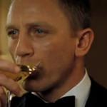 007: James Bond de Daniel Craig es el más bebedor