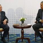 Barack Obama y Raúl Castro se reunirán este lunes en Nueva York