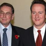 David Cameron: libro revela supuesto pasado de drogas y libertinaje