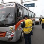 Corredor Javier Prado: niegan retorno de unidades retiradas