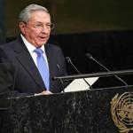 ONU: Raúl Castro insiste en fin del bloqueo y devolución de Guantánamo