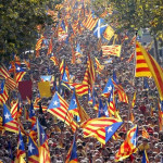 España: catalanes votan en regionales que nacionalistas son favoritos