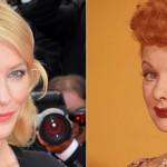 Cate Blanchett interpretará a Lucille Ball en el cine