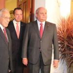 Pedro Cateriano se reunirá con Luis Bedoya y Alejandro Toledo
