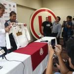 Roberto Challe firmó contrato para entrenar a Universitario de Deportes