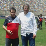 Universitario de Deportes: Roberto Challe empezó trabajos