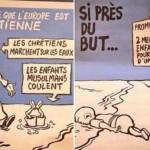 """""""Charlie Hebdo"""": causa nueva polémica con bromas sobre el pequeño Aylan"""