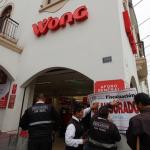 San Isidro: clausuran tienda Wong por no contar con acceso para discapacitados