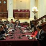 Caso Manuel Burga: Fiscalización votará este miércoles informe