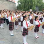 China celebra 2.566º aniversario del nacimiento de Confucio
