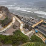 Costa Verde: recomiendan no acercarse a zona tras reapertura