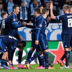 Real Madrid vence 2-0 al Malmö con doblete de Cristiano Ronaldo