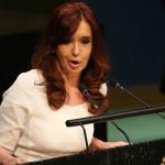 ONU: Cristina Fernández califica a fondos buitre de depredadores financieros