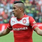 Christian Cueva regaló mágica actuación en goleada del Toluca