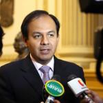 Fujimorista Juan Díaz Dios acusado de golpear a su esposa