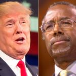 EEUU: Carson (23% ) amenaza a Trump (27% ) en encuesta partidaria