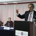 Donald Portocarrero brindó charla en Universidad Jaime Bausate y Meza