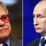 "Elton John y Vladimir Putin conversan tras ""broma telefónica"""