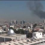 Rusia denuncia el bombardeo de su embajada en Damasco