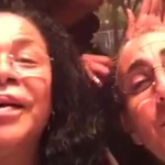 Eva Ayllón y Natalia Málaga cantan Mal paso en video viral