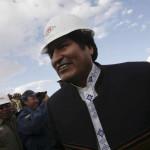 Bolivia: Evo Morales confirma nuevo hallazgo de gas natural
