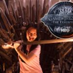 """Exposición """"Game of Thrones"""" con miles de fans frustrados llega a París"""