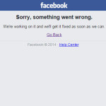 Facebook se cae a nivel mundial y preocupa a sus usuarios