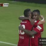 Jefferson Farfán anota su primer gol con Al Jazira en Liga Árabe