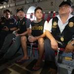 Gerald Oropeza: así fue su captura y traslado a Lima (FOTOS)