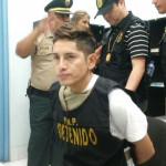 Gerald Oropeza es entregado al Perú y trasladado a Lima