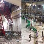 La Meca: al menos 65 muertos al caer una grúa en mezquita