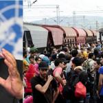 ONU: exigen a Unión Europea acoger a 200 mil refugiados sirios